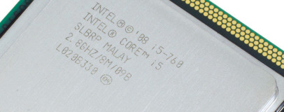 Intel Core i5-760 Review