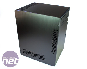 Lian Li PC-Q11 review Lian Li PC-Q11 Review
