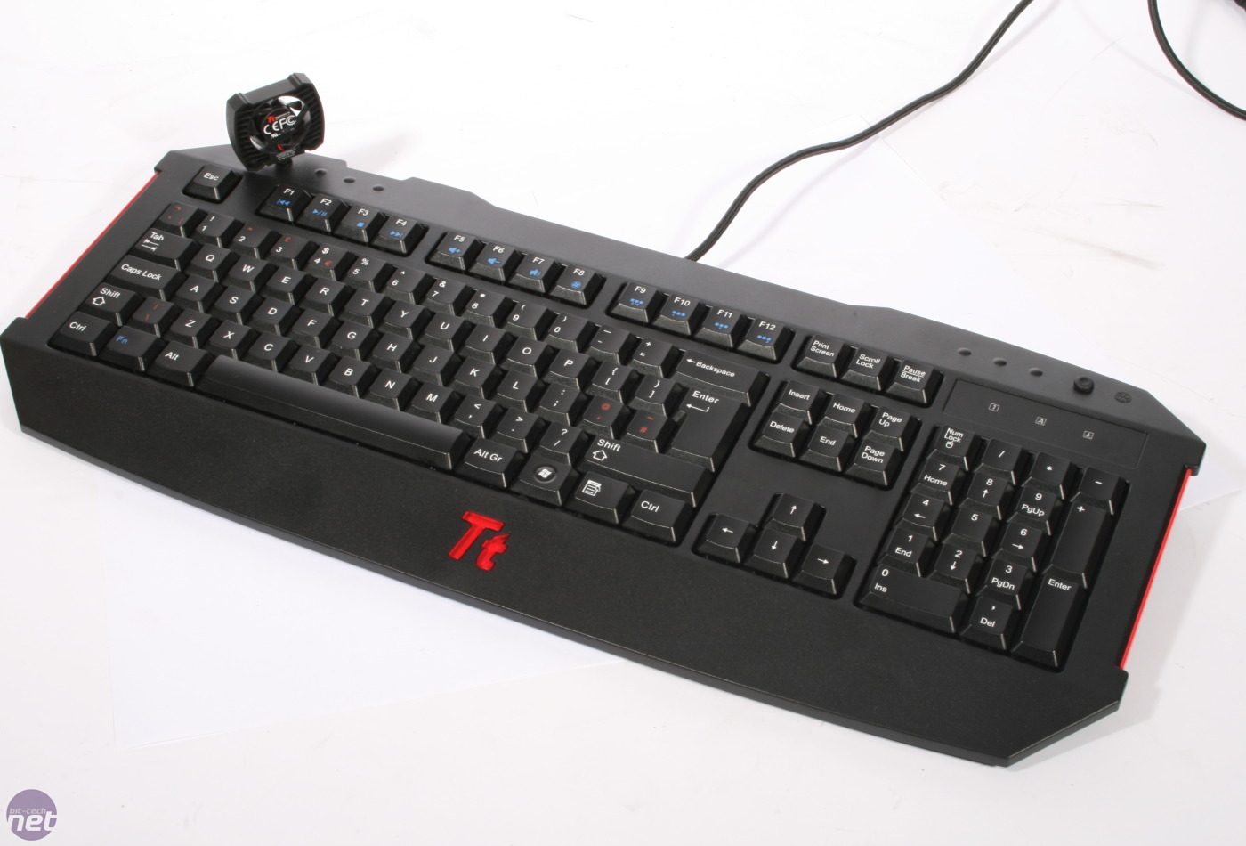 Tt Esports Challenger Keyboard Review Bit Tech Net
