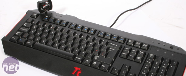 *Tt eSports Challenger Keyboard Review tT eSports Challenger Keyboard Review