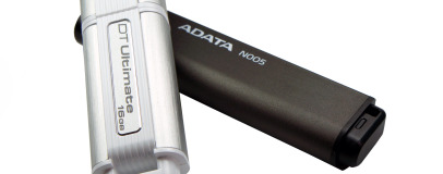 Adata and Kingston USB 3 Flash Drives
