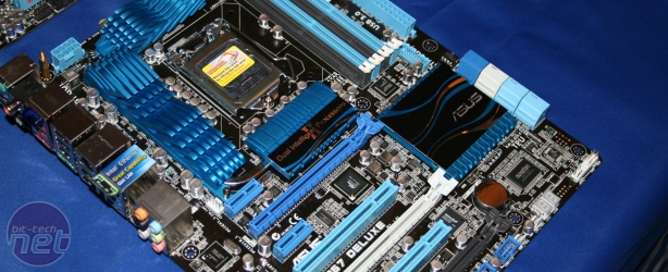 Asus LGA1155 Motherboard Preview Asus P8P67 Series Preview
