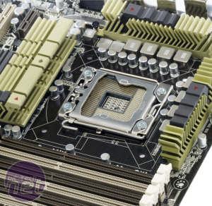 Asus Sabertooth X58 Review