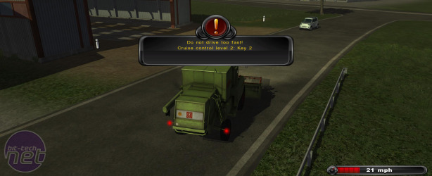 *Farming Simulator 2011 Review Farming Simulator 2011 Review