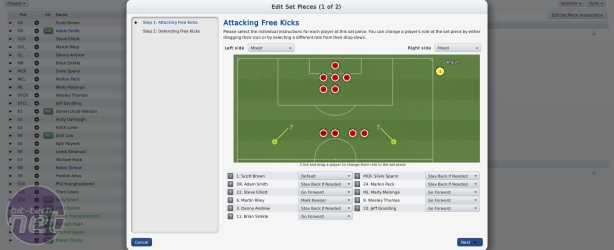 *Football Manager 2011 Pre-Match Interview Football Manager 2011 Pre-Match Interview