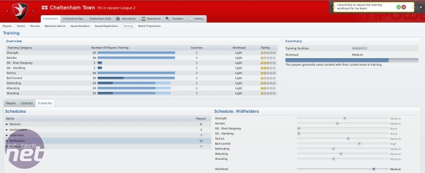 Football Manager 2011 Pre-Match Interview Future Football Manager Features