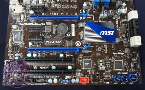 MSI P67A-GD65 Preview