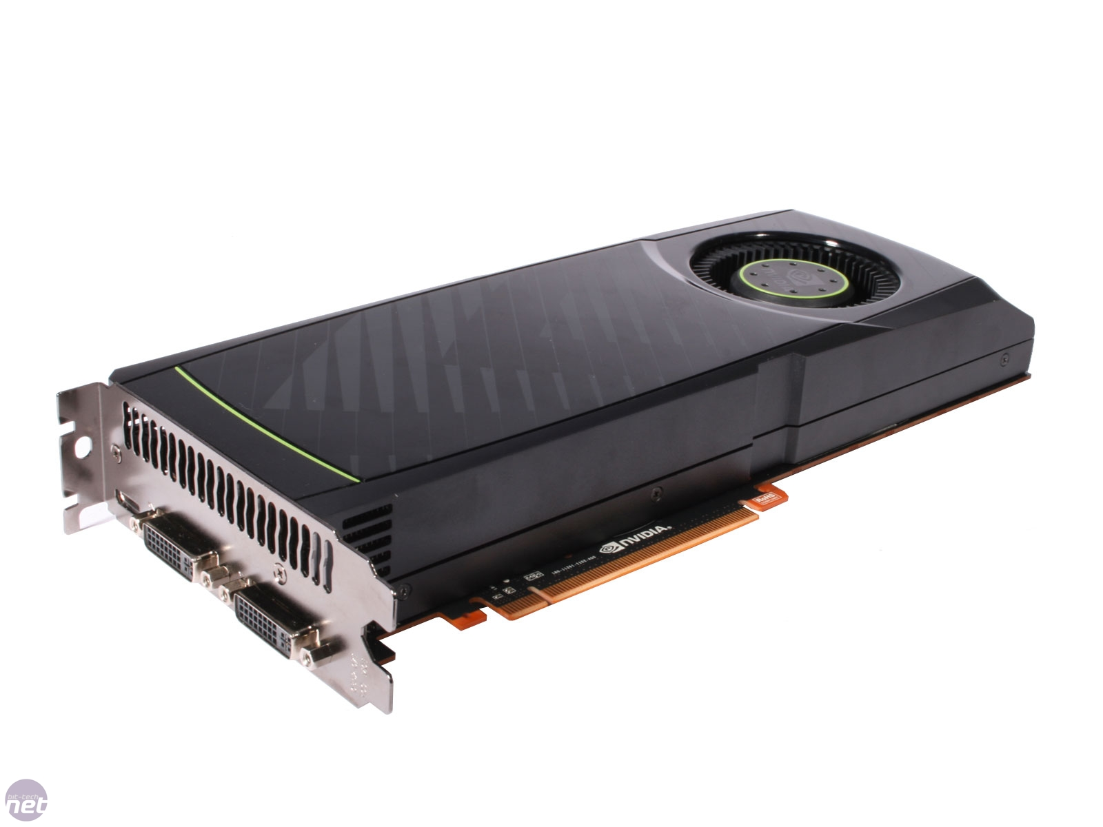 nVidia NVIDIA GeForce GTX 580