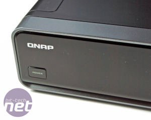 QNAP Network Media Player NMP-1000P Review QNAP NMP-1000P: Hardware