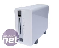 *QNAP TS-210 Turbo NAS Review QNAP TS-210 Turbo NAS Review