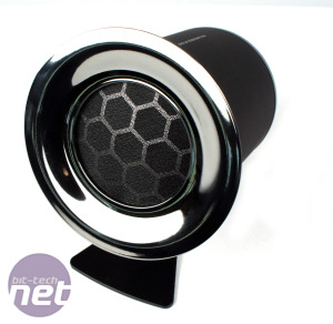 Antec Soundscience Rockus 3D 2.1 speakers preview Antec soundscience rockus 3D 2.1 speakers preview