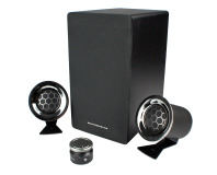 Antec Soundscience Rockus 3D 2.1 speakers preview