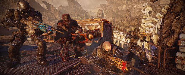 Bulletstorm Preview Bulletstorm Preview