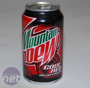 *Energy Drink Roundup 2010 Mountain Dew: Code Red