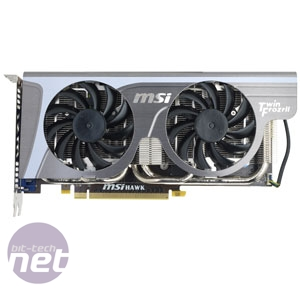 MSI N460GTX Hawk Review