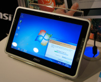 Hands on with the MSI WindPad 100W