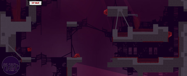 Super Meat Boy Review Super Meat Boy PC