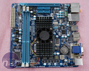 AMD Zacate mini-ITX Motherboards Preview Gigabyte GA-E350N-USB3 Preview