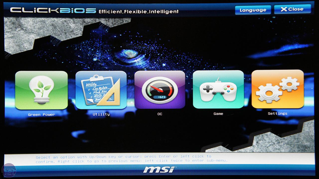 Enable Virtualization Msi Click Bios 5