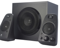 Logitech Speaker System Z623 Review