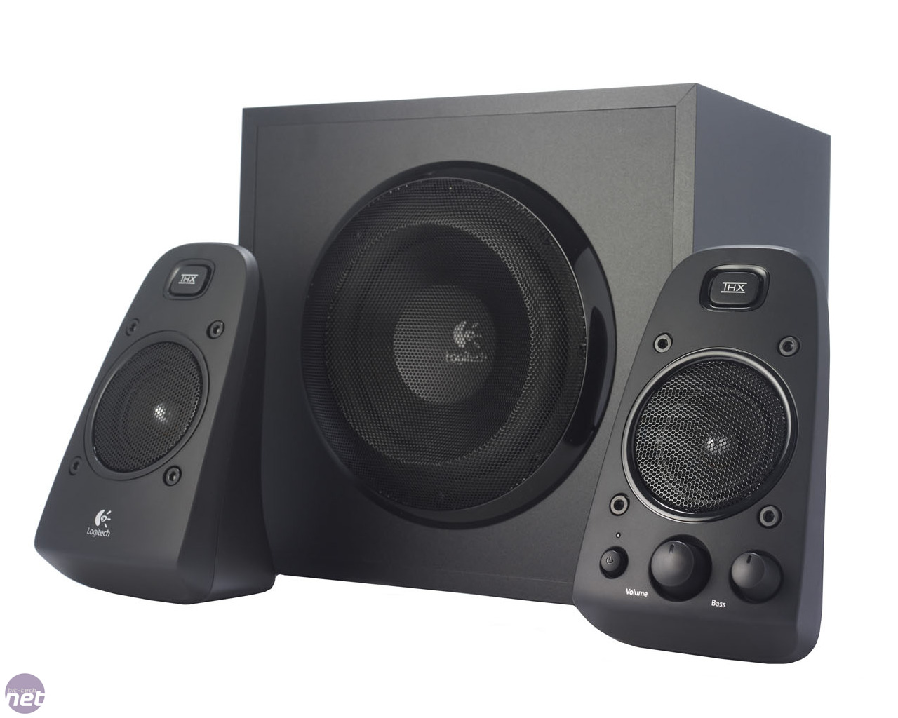 logitech speaker system z623 review bit