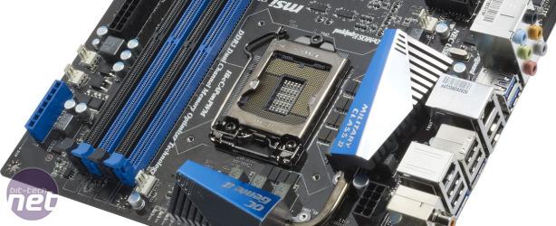 *MSI P67A-GD65 Review P67A-GD65 Test Setup