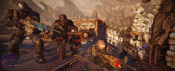 Bulletstorm Review Bulletstorm Review