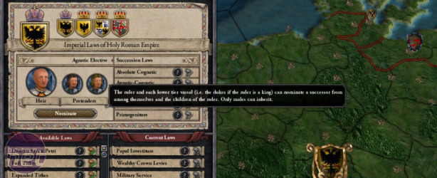 Crusader Kings 2 Preview Crusader Kings 2 PC Preview