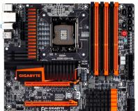 Gigabyte X58A-OC Preview