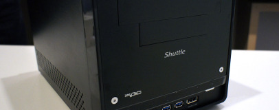 Shuttle Talks Shop and Previews the XPC SH67H3