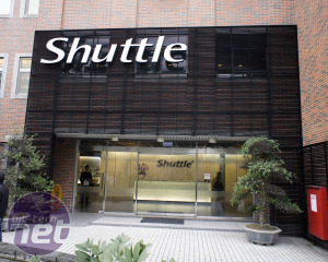 Shuttle Talks Shop and Previews the XPC SH67H3 At Shuttle HQ - The UK Market, Future XPCs and AMD's APUs