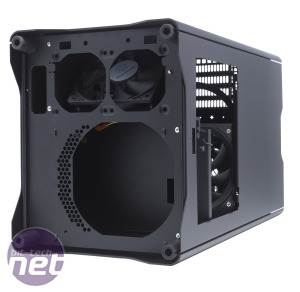 SilverStone Fortress FT03 Review SilverStone FT03 Interior