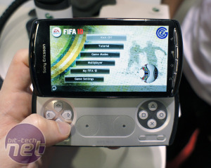 *Sony Ericsson Xperia Play Preview Xperia Play: Our Initial Thoughts