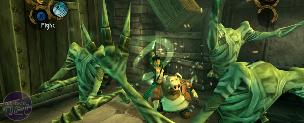 Beyond Good and Evil HD Review Beyond Good and Evil Review