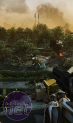 *Crysis 2 PC Review Crysis 2 Graphics Tweaks and Comparison