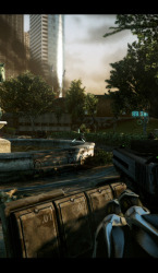 Crysis 2 Xbox 360 vs PC comparison
