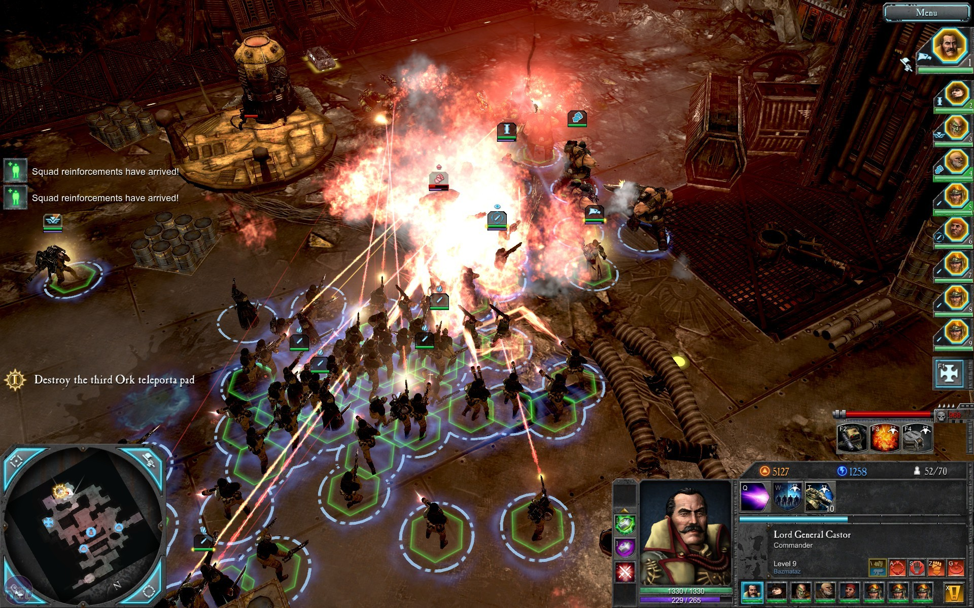 warhammer retribution how to play as swarmlord