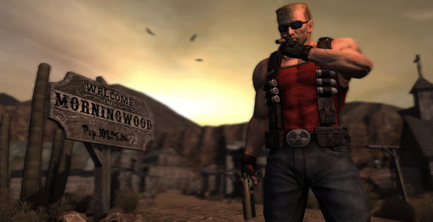 The Duke Nukem Forever Interview