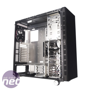 *Lian Li PC-V2120 Review Lian Li PC-V2120 Interior