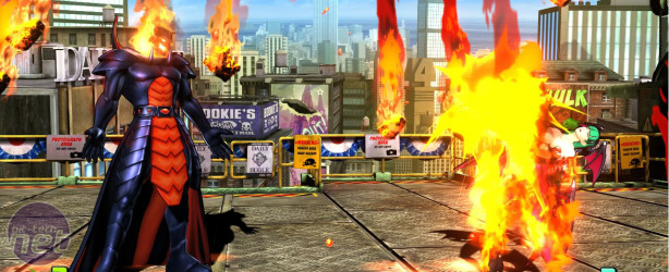 Marvel vs Capcom 3: Fate of Two Worlds Review Marvel vs Capcom 3: Fate of Two Worlds Review