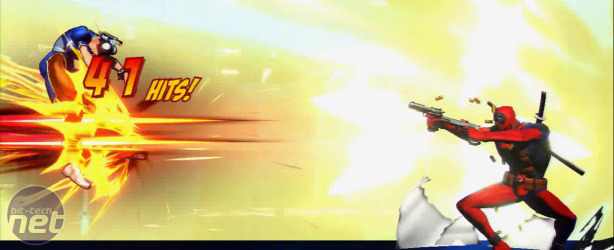 Marvel vs Capcom 3: Fate of Two Worlds Review Marvel vs Capcom 3 Review