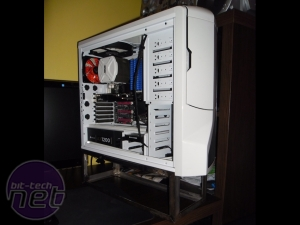 Mod of the Month February 2011 NZXT Phantom Superleggera by MilOk