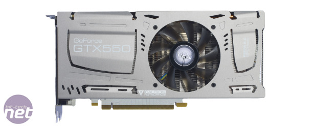Nvidia GeForce GTX 550 Ti 1GB Review