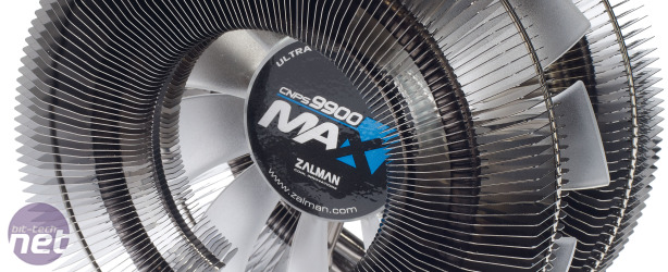 Zalman CNPS9900-MAX Blue Review CNPS9900-MAX Blue Performance and Conclusion