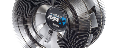 Zalman CNPS9900-MAX Blue Review