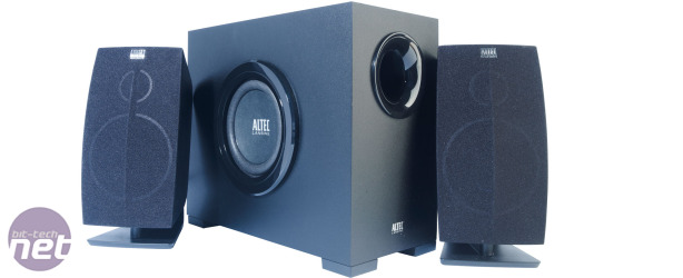 Altec Lansing VS2721 Review