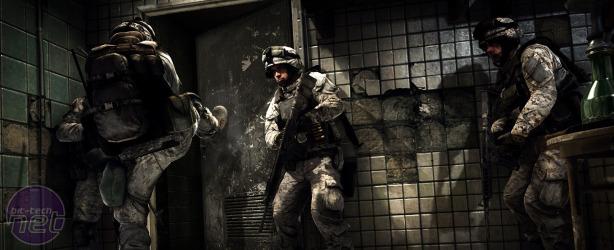 Battlefield 3 Preview Battlefield 3 Gameplay Preview