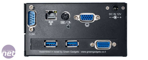 Green Gadgets LP-170 Pico-ITX Review