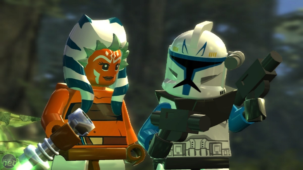 Lego star wars iii the clone wars review lego star wars iii the