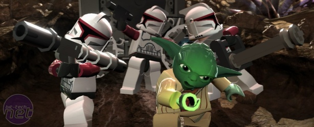 Lego Star Wars III: The Clone Wars Review Lego Star Wars III: The Clone Wars